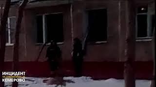 Видео момента наезда трактора на женщину в Шерегеше появилось в Сети