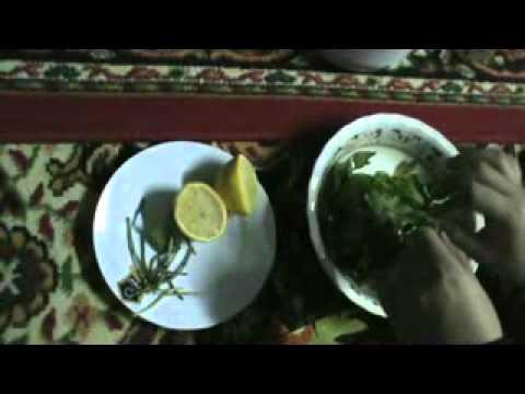 Video juice daun mint