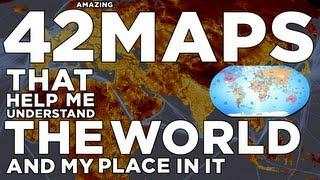 42 Amazing Maps