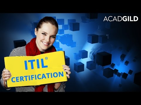 Introduction To ITIL Certification Training 2017   ITIL Foundation ...