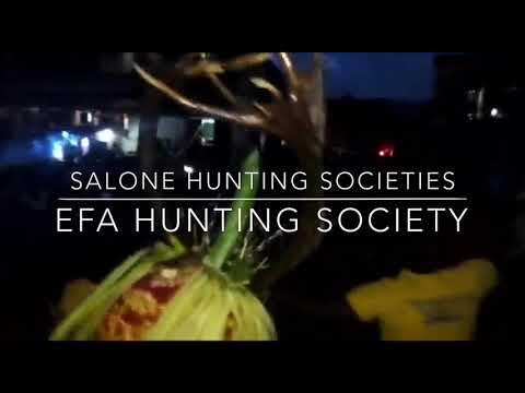 EFA D LION HUNTING SOCIETY