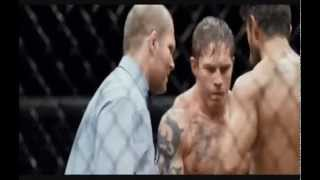 Warrior (2011) - Tommy Conlon fight Scenes