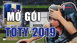 Mixigaming chơi lớn mở thử gói Cầu thủ TOTY 2019 (Fifa Online 4).