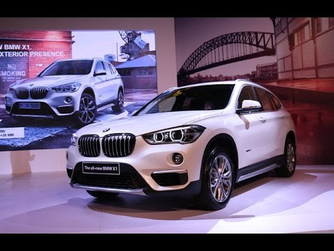 Peluncuran All New BMW X1 2016