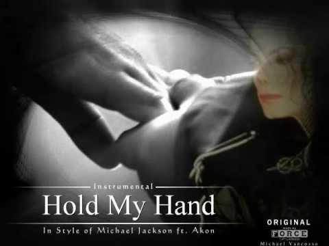 Michael Jackson-Hold My Hand- Instrumental