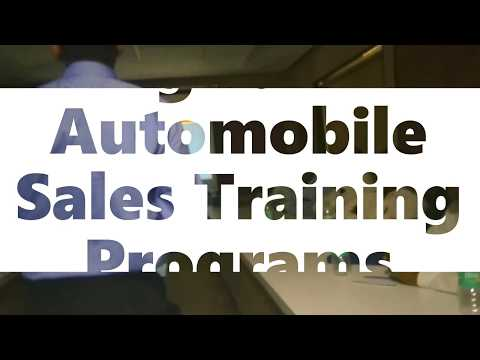 AGWAN GROUP - Auto-Mobile Sales Training Program Video - Yatharth Marketing Solutions