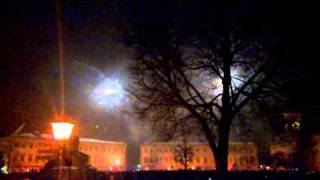 preview picture of video 'Silvesterfeuerwerk in Altötting 2010/2011'