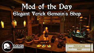 Mod of the Day EP56 - Elegant Verick Gemains Shop Showcase