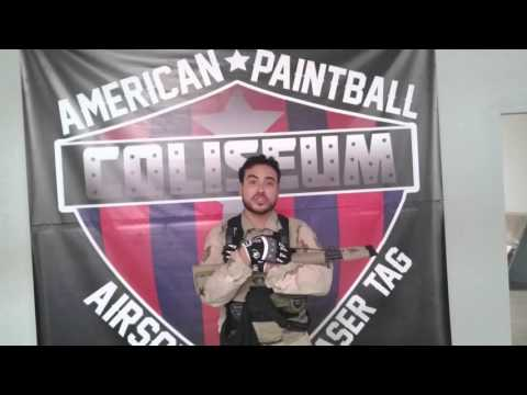 APC Airsoft Arena Review Phoenix AZ