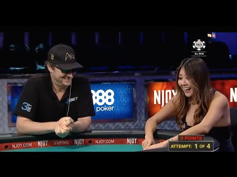 Final Table of Event #64 of World Series of Poker 2015: Online No Limit Hold'em