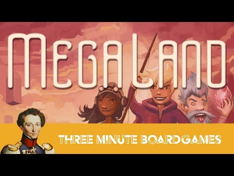 Megaland in about 3 minutes