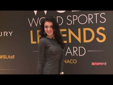 Evénement : World Sports Legends Award 2018
