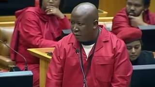 Pay Back The Money Funny REMIX. Parliament EFF Malema Style.