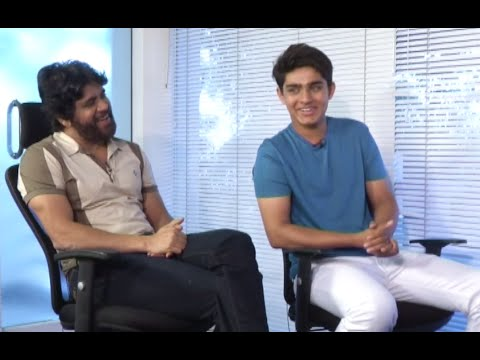 Nagarjuna and Roshan Exclusive Interview
