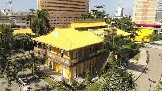 Os mistérios do Palácio de Ferro de Luanda