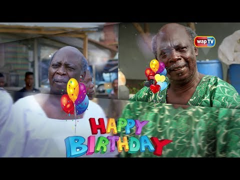 Veteran Comedy Actor, Pa James is Plus One Today