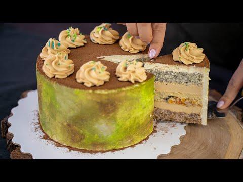 """Рецепт торта на мужской праздник """"Три богатыря"""""""