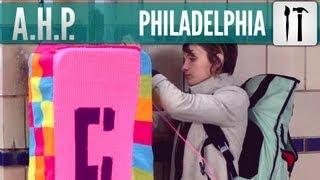 Ishknits - American Hipster Presents #12 (Philadelphia - Art)