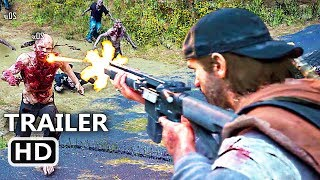 PS4 - Days Gone NEW Gameplay