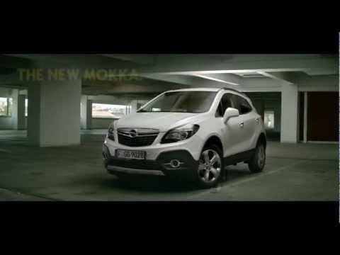 Opel  Mokka Паркетник класса J - рекламное видео 1