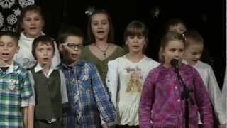 preview picture of video 'Vianočná pesnička - Vianočný program ZŠ Šaca'