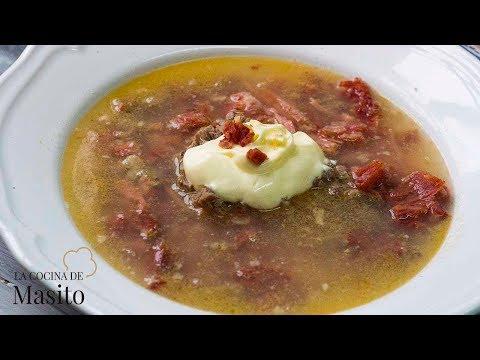 Jamas viste hacer esta Sopa o consomé de navidad de esta manera ¡Compruebalo!