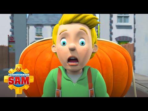 James und der Kürbis! | NEUE Folgen | Feuerwehrmann Sam | Cartoons für Kinder