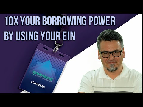 , title : 'Business Loans using EIN number - 10X your Borrowing Power!