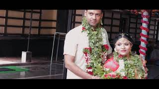 Atish Reshmi Wedding Highlights