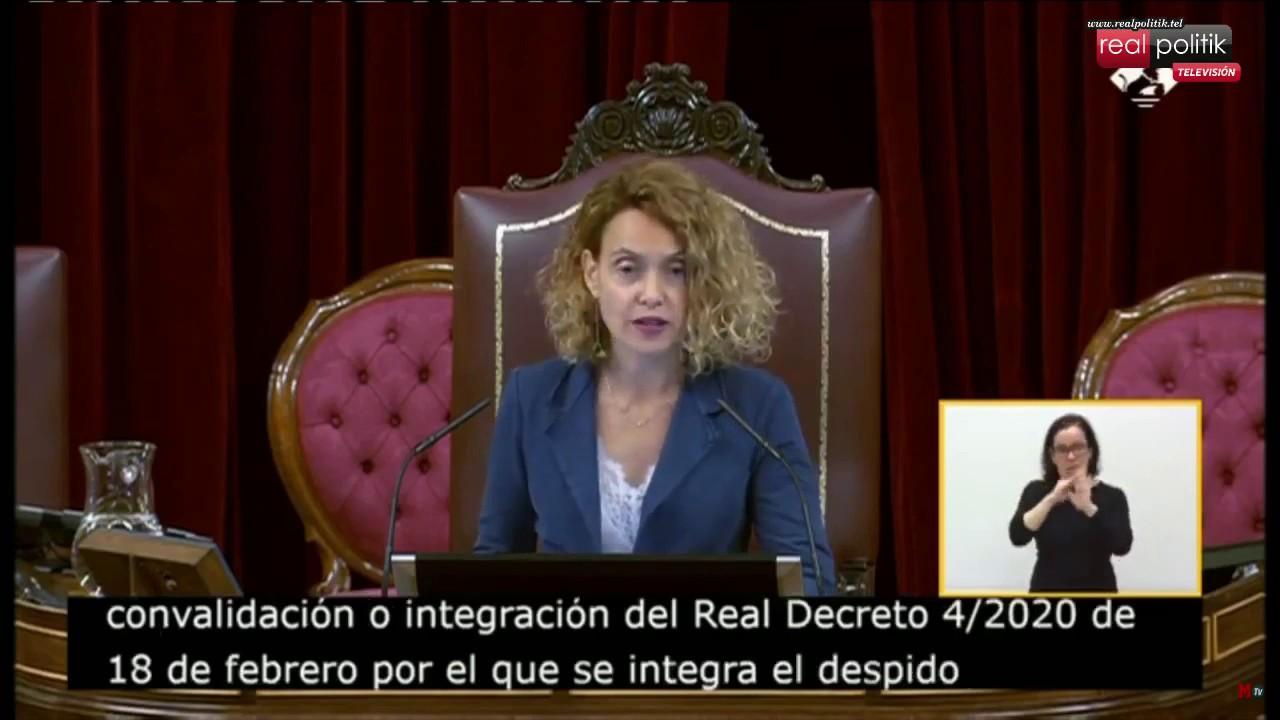 España: El Gobierno solicita al Congreso la prórroga del estado de alarma