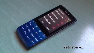 Nokia X3-02 touch & type review (ringtones, themes & wallpapers)