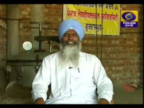 Gurdial Singh in conversation with DD Punjabi
