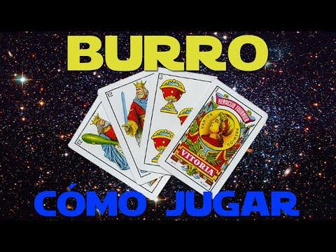 Burro: Cómo Jugar | Juegos de Baraja Española