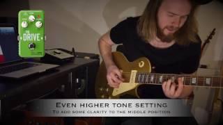 EBS Pédale de boost/overdrive basse - Video