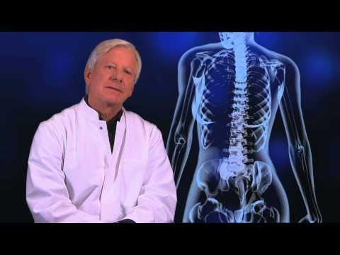 Aufladen an der lumbalen Osteochondrose