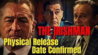 The Irishman Is Coming Out On Blu-Ray & DVD This Year!