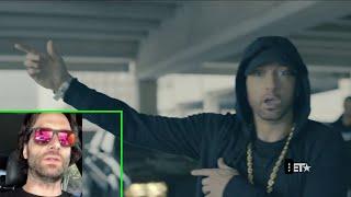 Eminem Chris D'Elia voice over freestyle. HILARIOUS!