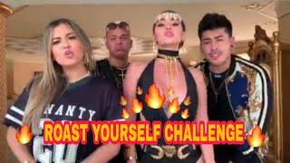 Roast Yourself Challenge   LA SEGURA (Oficial)