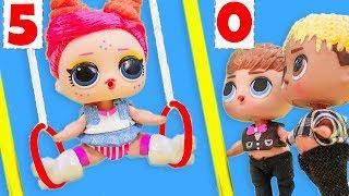 ДЕВОЧКИ ПРОТИВ МАЛЬЧИКОВ! Мультики куклы лол. lol dolls Подруги Буги Вуги