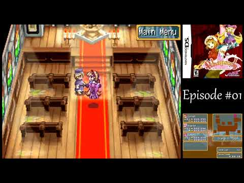 Let's Play Rhapsody: A Musical Adventure #01 - Puppet Master