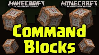 Command Blöcke In Minecraft Ps Spiele Playstation - Minecraft server erstellen ps3