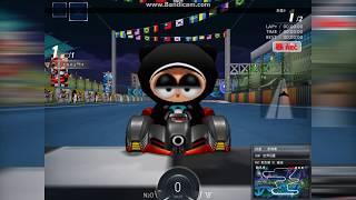 挑戰 S2 WKC新加坡F1賽道 1:54.49  舒適 X Black