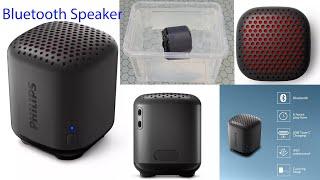 Philips Wireless Bluetooth Speaker TAS1505B TESTING SOUND