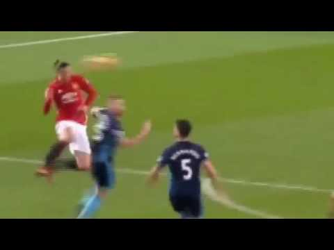 Manchester United Vs Middlesbrough 2-1 All Goals & Highlights