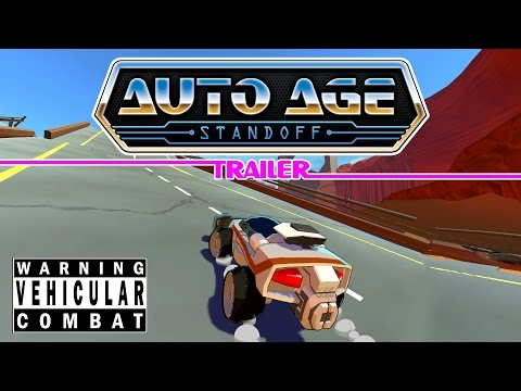 """""""Auto Age: Standoff"""" (Early 2017 Trailer) thumbnail"""