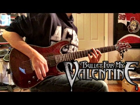 Bullet For My Valentine - The Last Fight Guitar Cover (Studio Quality)