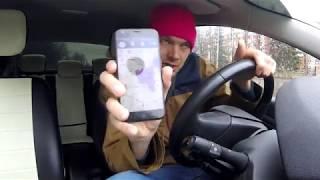 Смотреть онлайн Обзор на работу таксиста: 3,5 часа работы