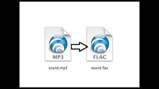Tutorial Como convertir un mp3 en FLAC (como rescalar a Hi-Res)