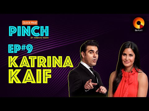 Katrina Kaif | Quick Heal Pinch by Arbaaz Khan | QuPlayTV