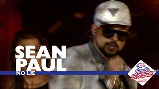 Sean Paul   'No Lie' (Live At Capital's Jingle Bell Ball 2016)